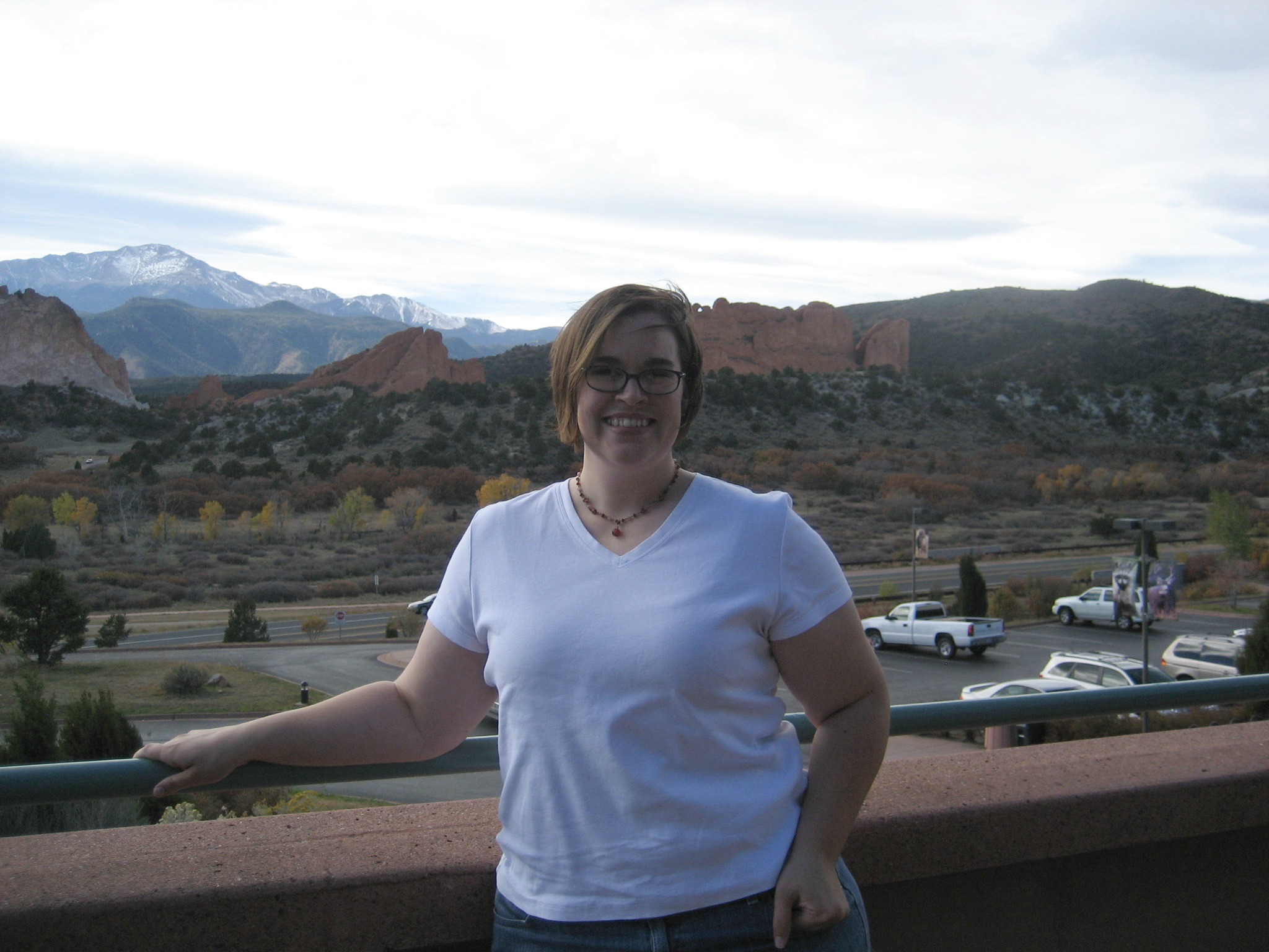 Rose McChesney in Colorado