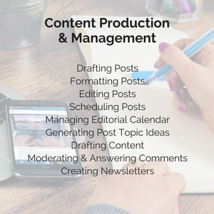 Content Production Management