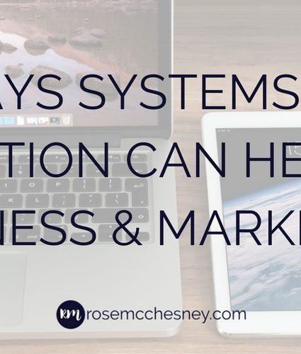7 Ways Systems & Automation Can Help Your Business
